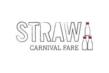 straw carnival fare logo